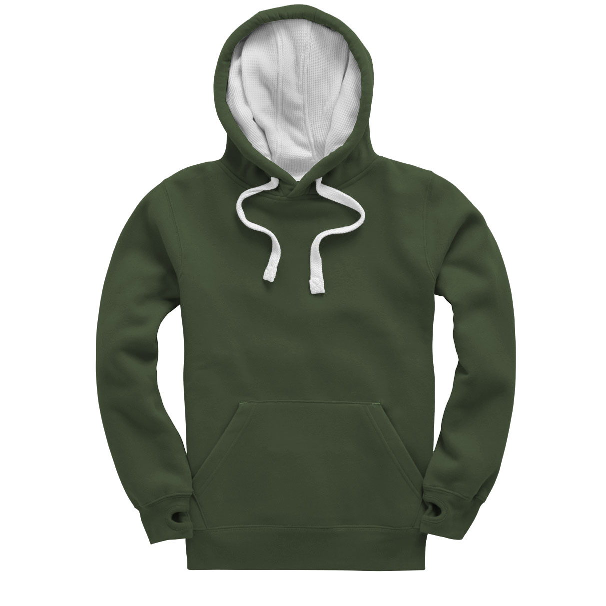 Unisex  Hoodie With iPod /& Phone Pocket Various Colours Black Grey Navy /& More