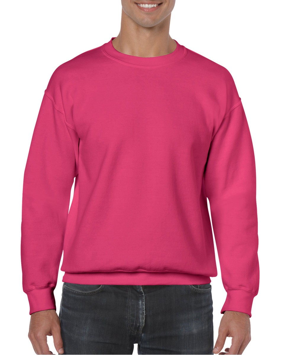 Gildan Heavy Sweatshirt in Helicona