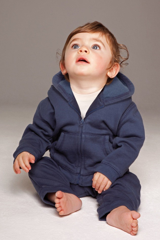 Baby Zip Hoodie