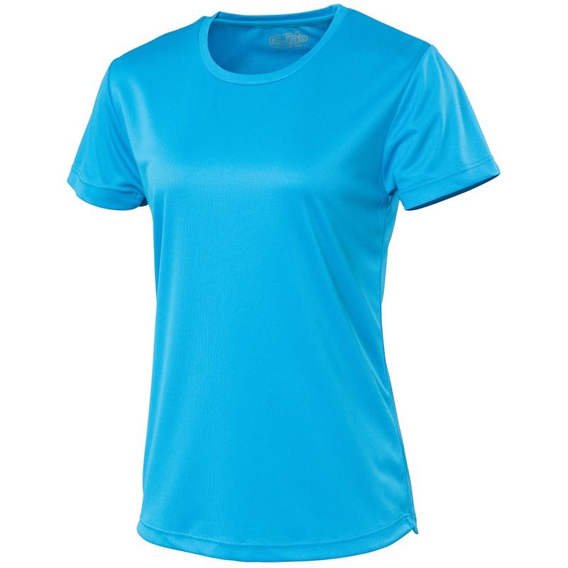 Women's Cool T Sapphire Blue