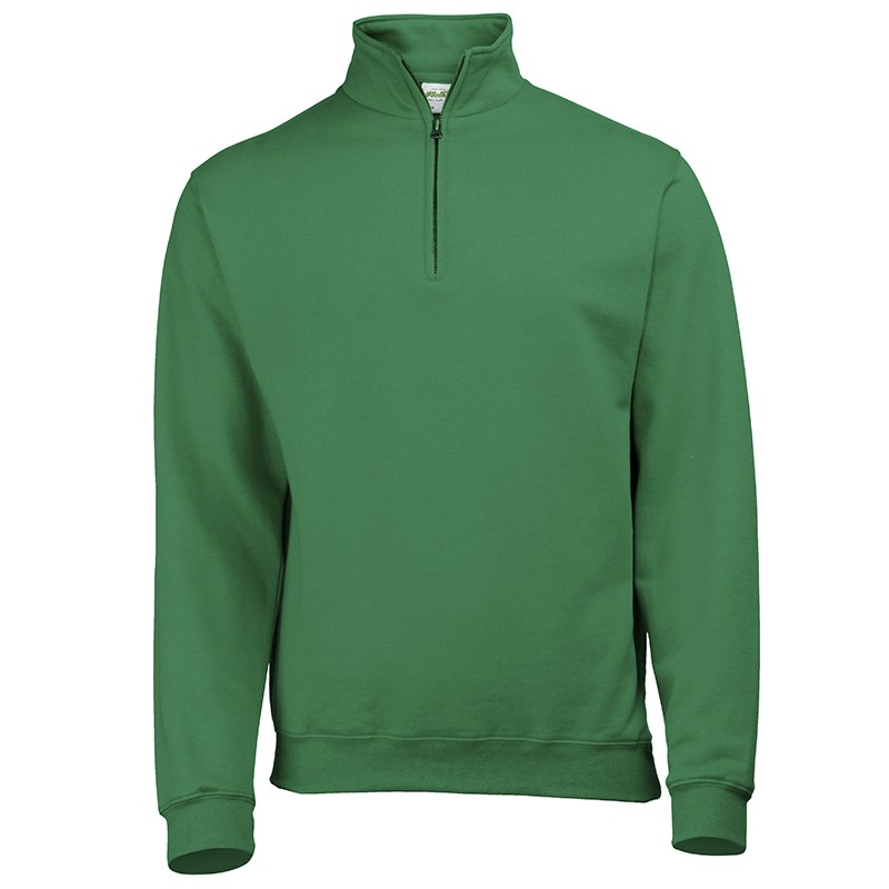 Sophomore ¼ zip sweatshirt