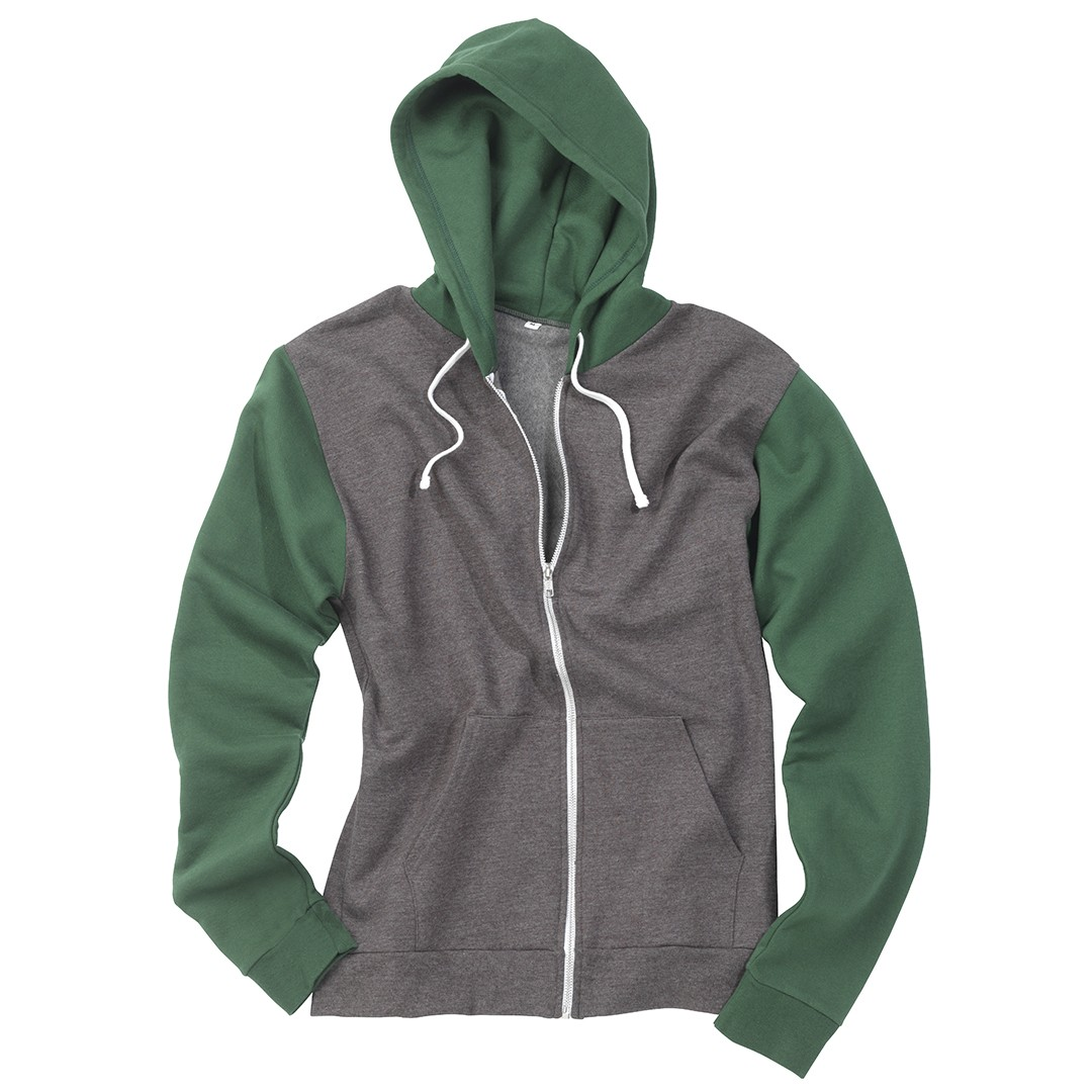The Hoodie Store Contrast Printed or