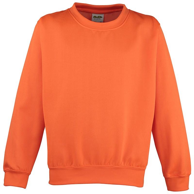 Kids electric sweatshirt