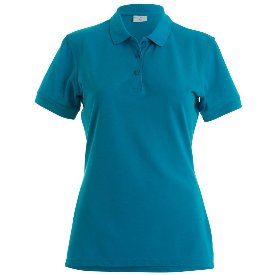 Kustom Kit Ladies Slim Fit Klassic Superwash Polo