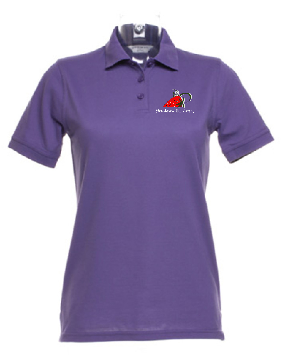 Womens Deputy Manager Scottish Sites Polo