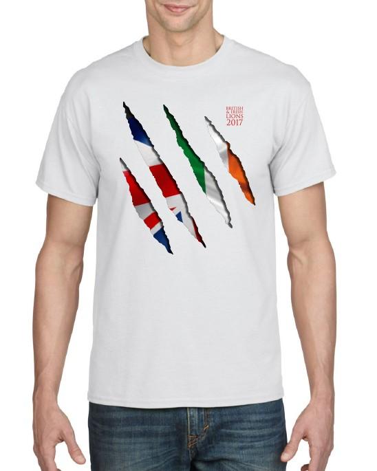 British and Irish Lions T-shirt 2017