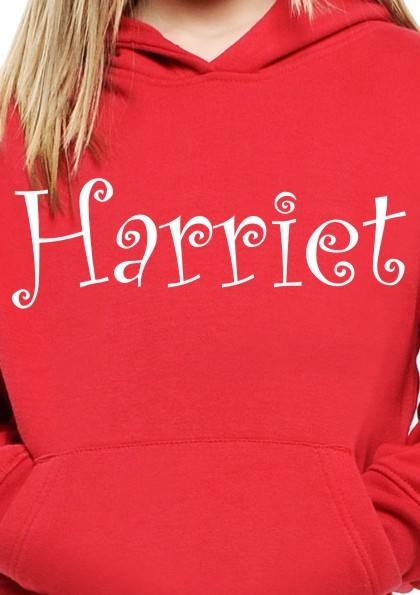 Personalised Childrens Classic Hoodie