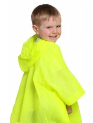 Bertram UK Child's Plastic Poncho