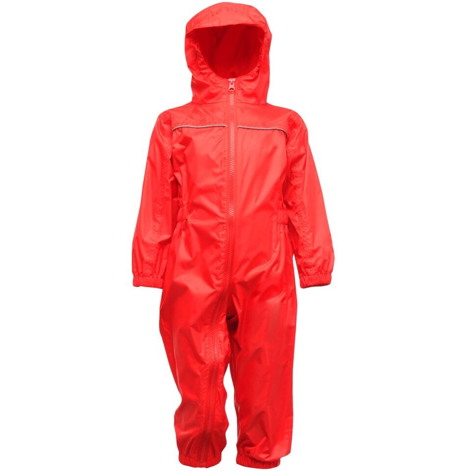Regatta Kid's Paddle Rainsuit