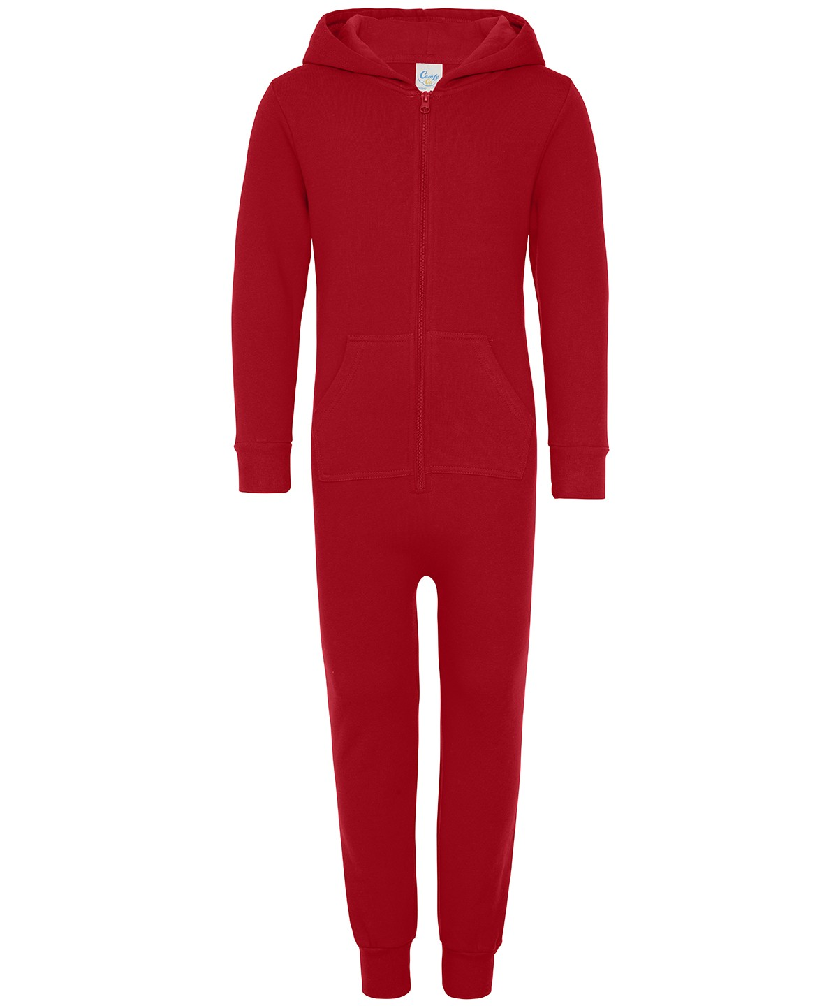 Kids All-in-one Onesie in Red
