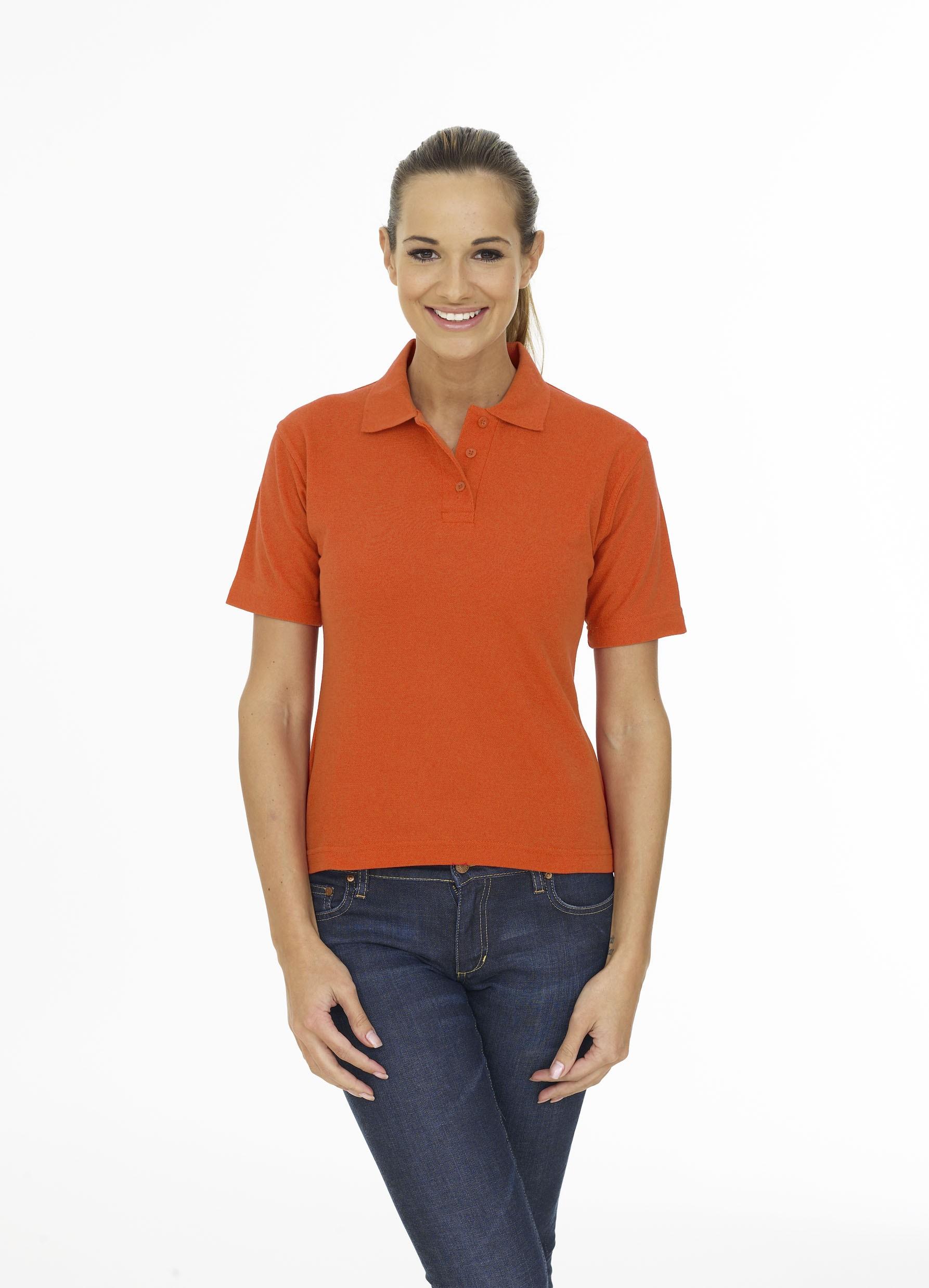 Women's Pique Polo Shirt