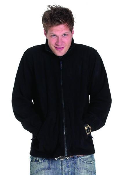 Premium Full Zip Micro Fleece Jacket (380gsm)