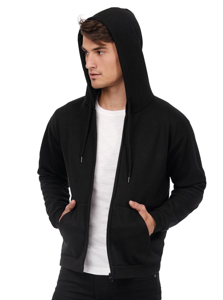 WUI25 Unisex ID.205 50/50 Hooded Full Zip Sweat