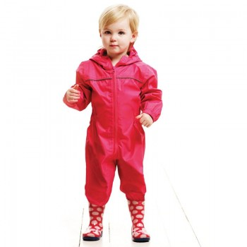 Bertram UK Regatta Kid's Paddle Rainsuit