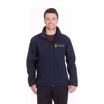 Bertram UK Classic Full Zip Soft Shell Jacket (Scottish Sites)
