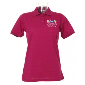 Ladies Slim Fit Managers Polo (Scottish Sites)