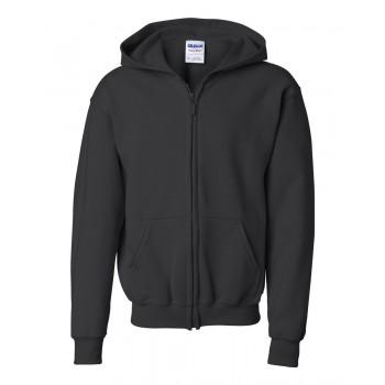 Gildan Adults Heavy Blend Full Zip Hooded Sweatshirt