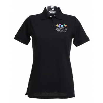 Ladies Slim Fit Managers Polo