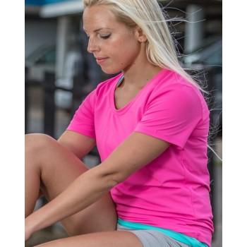 S280F Spiro Impact Women's Impact Softex T-Shirt