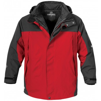 ST004 Stormtech Mens Fusion 5-in-1 System Jacket