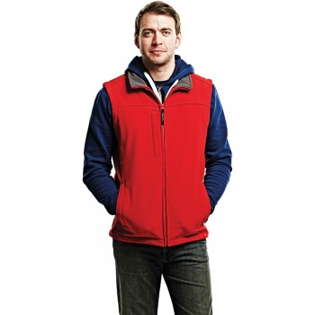 Men's Regatta Flux softshell bodywarmer