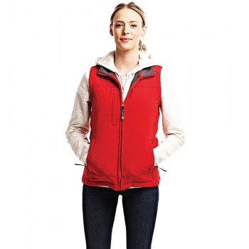 Women's Regatta Flux softshell bodywarmer