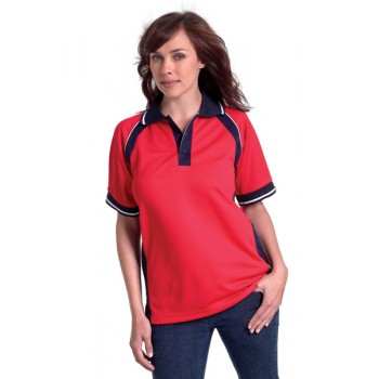 Adults' Sports Polo Shirt