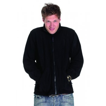 Premium Full Zip Micro Fleece Jacket (380gsm)