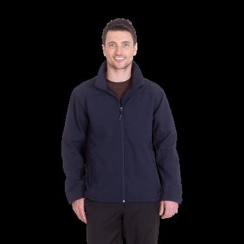 Classic Full Zip Soft Shell Jacket