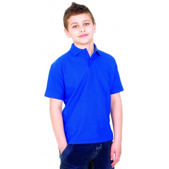 Children's Pique Polo Shirt