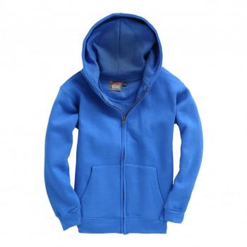 Kids Premium Zip Hoodie Royal